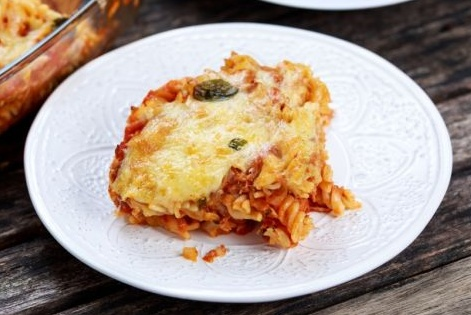KIDS MENU - pasta bake